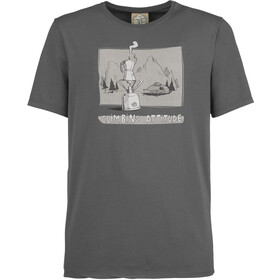 E9 Caffè T-Shirt Men iron